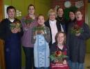 Weihnachtsgestecke basteln mit Frau Freund_800