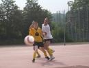 Foto Fussballspiel