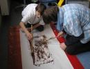 Malen mit Naturmaterialien 5